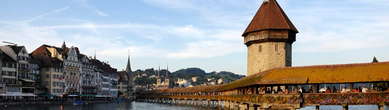 Luzern Brücke
