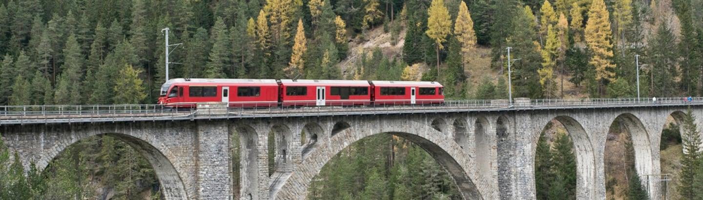 Brücke Graubünden