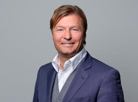 Christian Nussbaumer Präsident Sektion Zürich